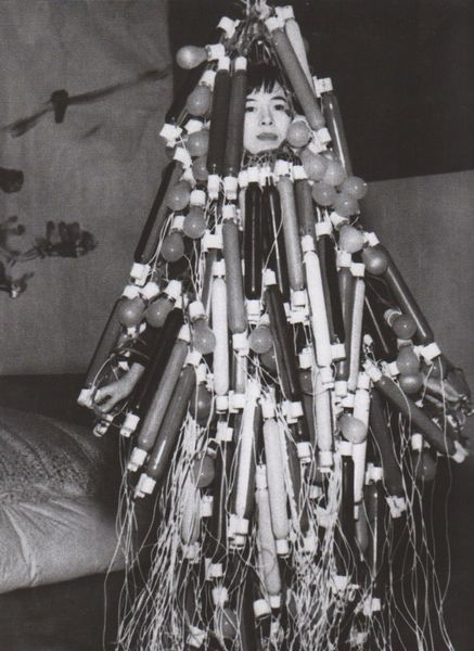 Atsuko Tanaka 田中 敦子, Electric Dress (1956)