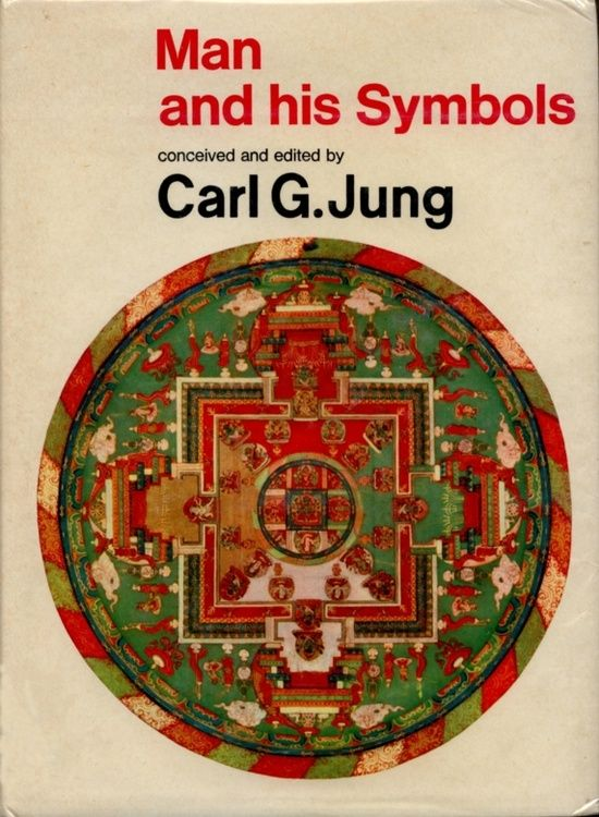 Book cover of Man and His Symbols by Carl Gustav Jung